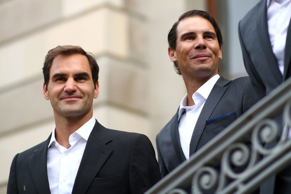 The Reason Why Roger Federer Did Not Attend Nadal S Wedding