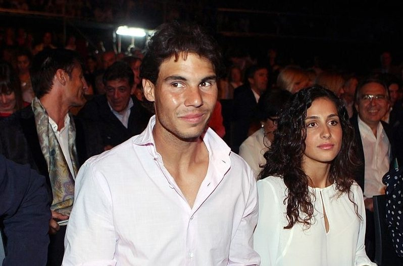 Rafael Nadal And Xisca Left A Private Message To The Wedding Guests