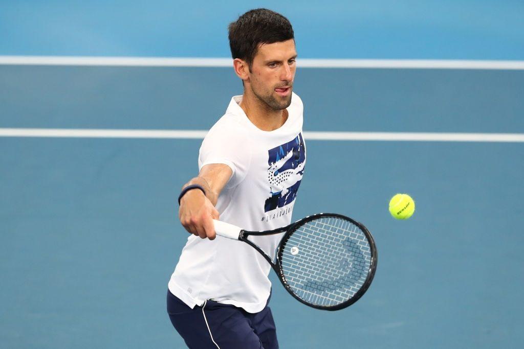 Novak Djokovic Calls To Merge Atp Cup With Davis Cup Tennis Shot