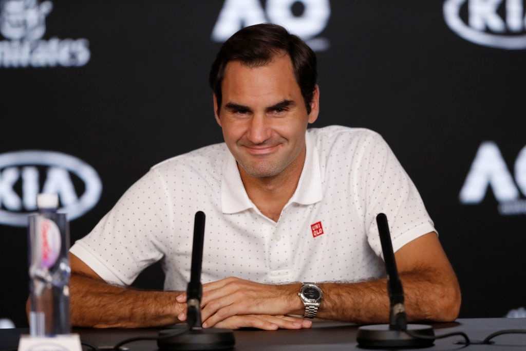 Roger Federer Sends Warning To Djokovic And Nadal Ahead Of
