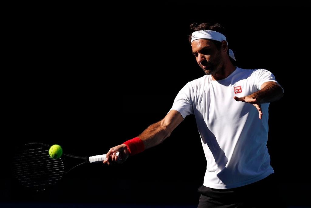 Roger Federer Reveals His Preparation For The Australian