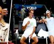 Novak Djokovic mother suffers because of Federer and Nadal fans